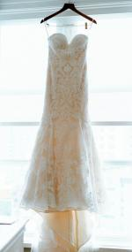 Beautiful Wedding Dress by Maggie Sottero