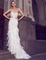 NEW Stunning 'Rosetta' Wedding Dress by Karen Willis Holmes - Size 10
