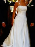 Beautiful Wedding Gown by Peter Trends