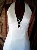 Brand New Halter Neck Wedding or Deb dress by MR K